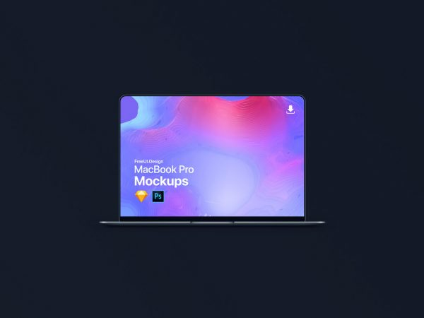 Free MacBook Pro Mockups