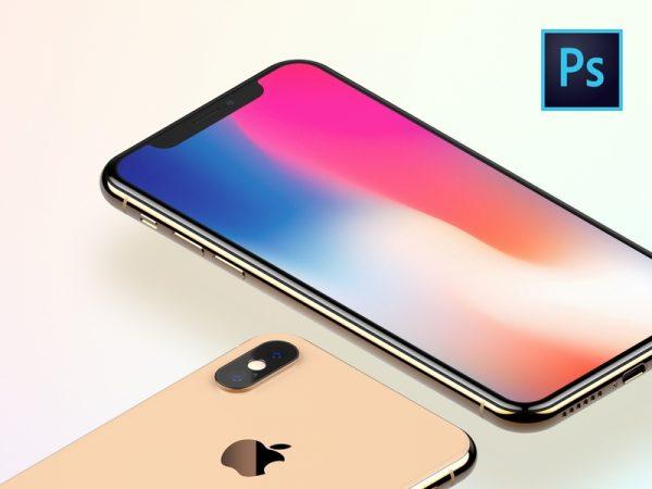 Free iPhone XS Mockup