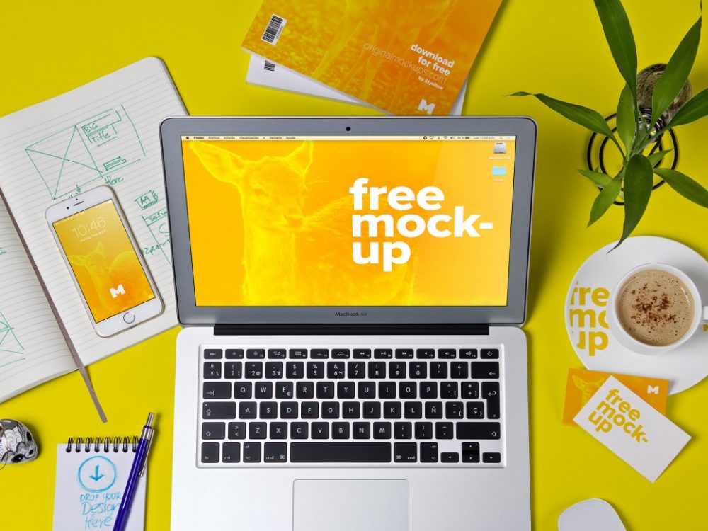 free-workspace-mockup-psd