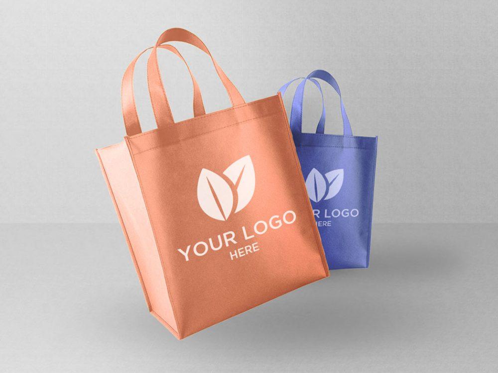 Bag Mockup Free
