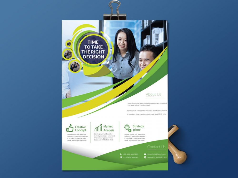 Free Flyer Template