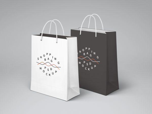 Free Shopping Paper Bag