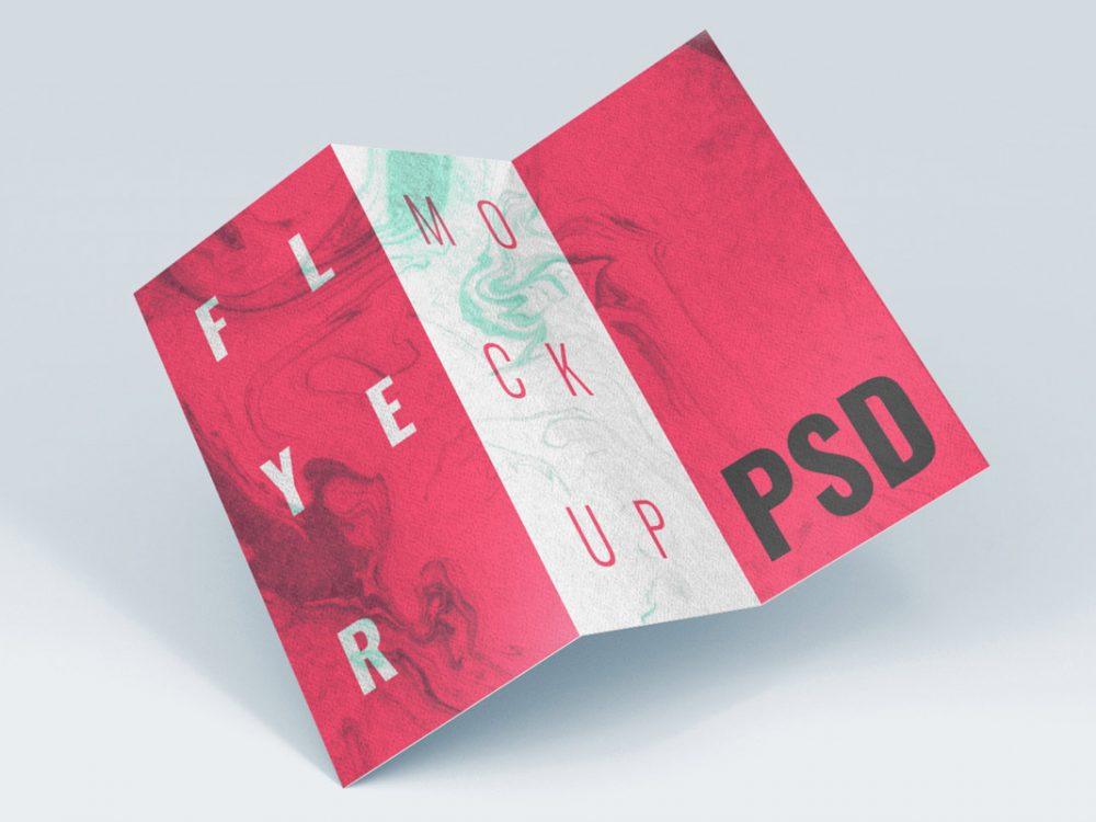Three Fold Brochure Template