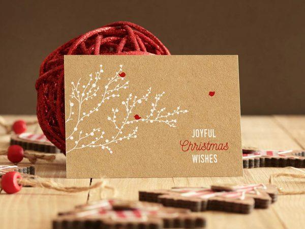 Best Free Greeting Card Mockup