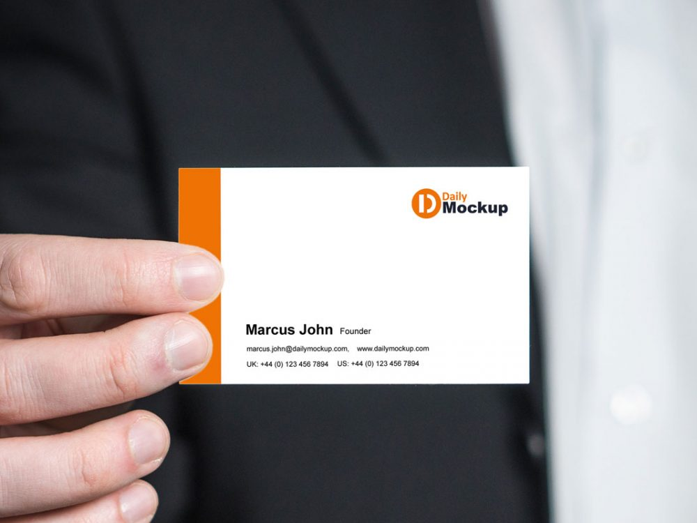 Business Card Free