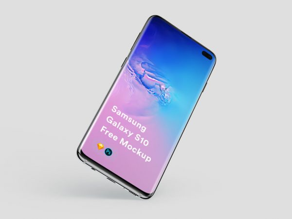Samsung Mobile Mock-up