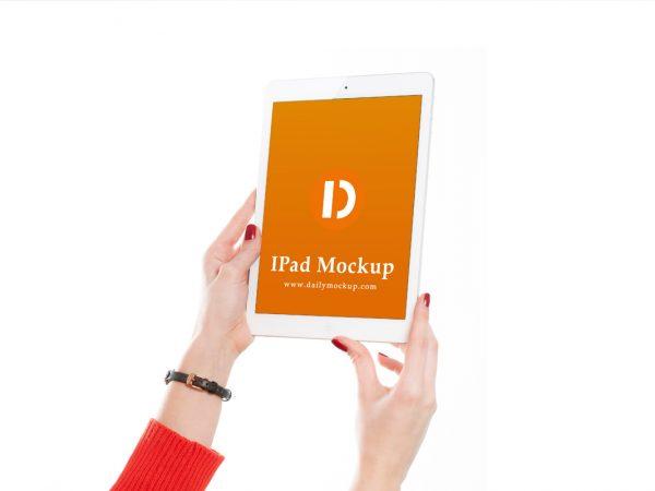 Free iPad Mockup PSD