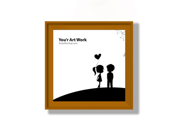 Frame Mockup Free