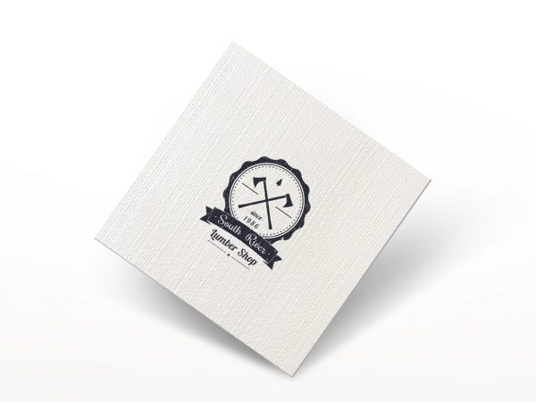 Free Logo Mockup Template