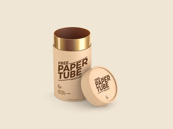 Packaging Mockup Free